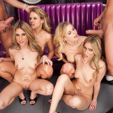 Orgy Train
